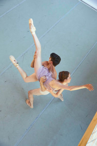Emma Hawes and Martin ten Korenaar in Terra Incognita. Photo by Rick Guest and Olivia Pomp.